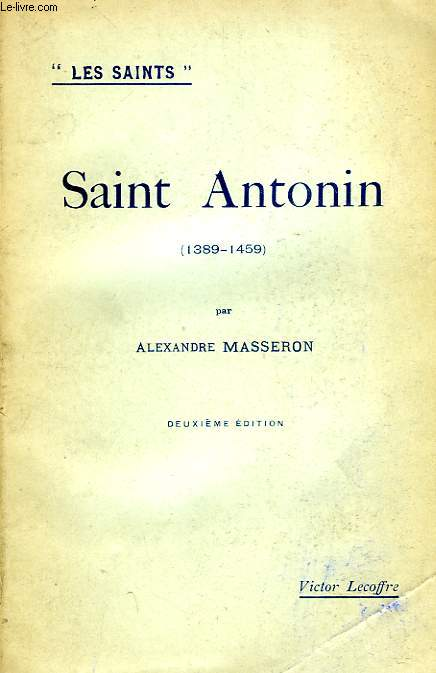 SAINT ANTONIN (1389-1459)