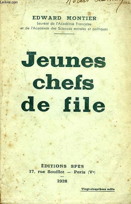 JEUNES CHEFS DE FILE