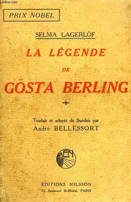 LA LEGENDE DE GÖSTA BERLING