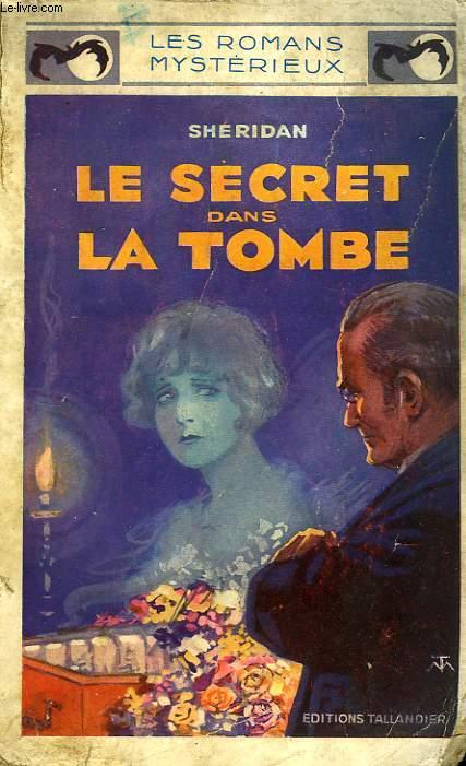 LE SECRET DANS LA TOMBE
