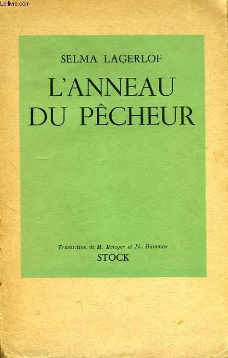 L'ANNEAU DU PECHEUR