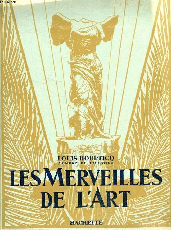 LES MERVEILLES DE L'ART