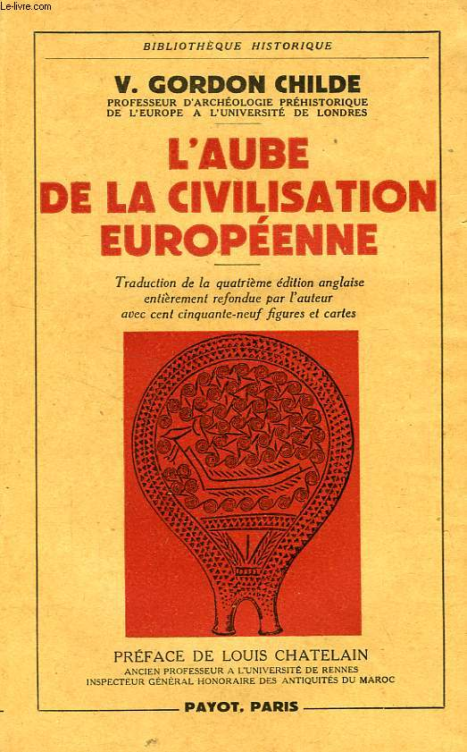 L'AUBE DE LA CIVILISATION EUROPEENNE