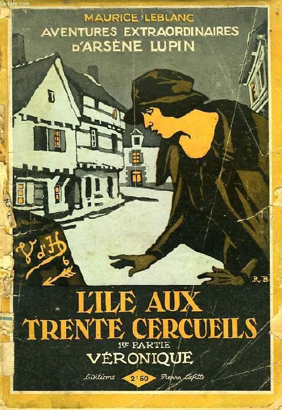 L'ILE AUX TRENTE CERCUEILS, 1re PARTIE, VERONIQUE