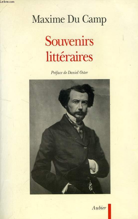 SOUVENIRS LITTERAIRES