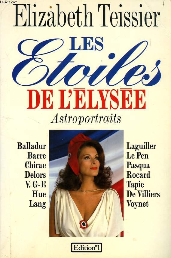 LES ETOILES DE L'ELYSEE, ASTROPORTRAITS