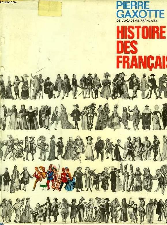HISTOIRE DES FRANCAIS