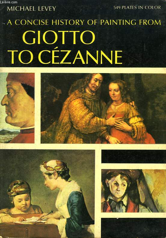 A CONCISE HISTORY OF PAINTING, FROM GIOTTO TO CEZANNE