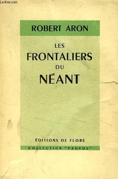 LES FRONTALIERS DU NEANT