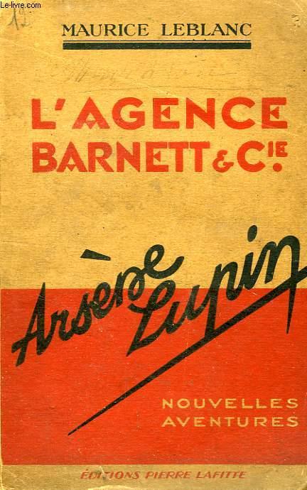 L'AGENCE BARNETT & Cie