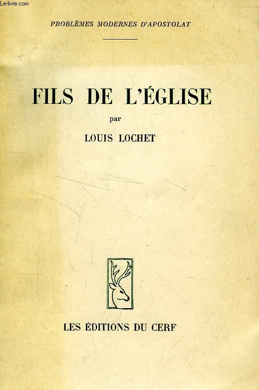 FILS DE L'EGLISE