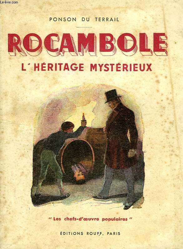 ROCAMBOLE, L'HERITAGE MYSTERIEUX