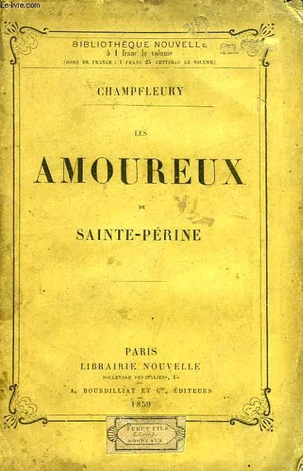 LES AMOUREUX DE SAINTE-PERINE