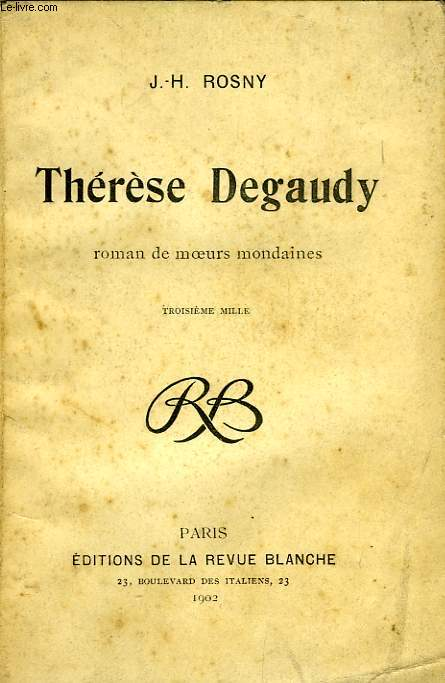 THERESE DEGAUDY