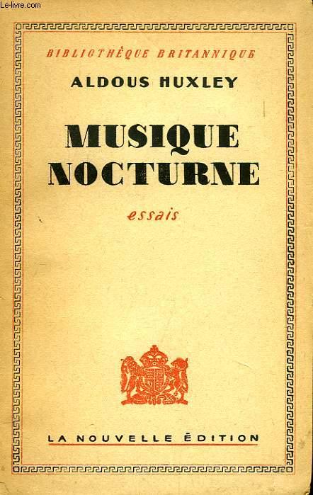 MUSIQUE NOCTURNE
