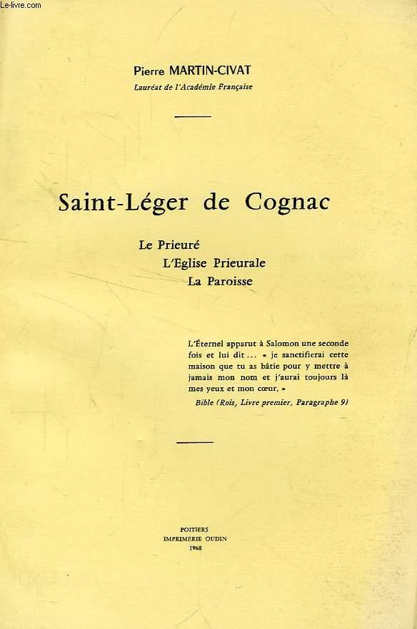 SAINT-LEGER DE COGNAC