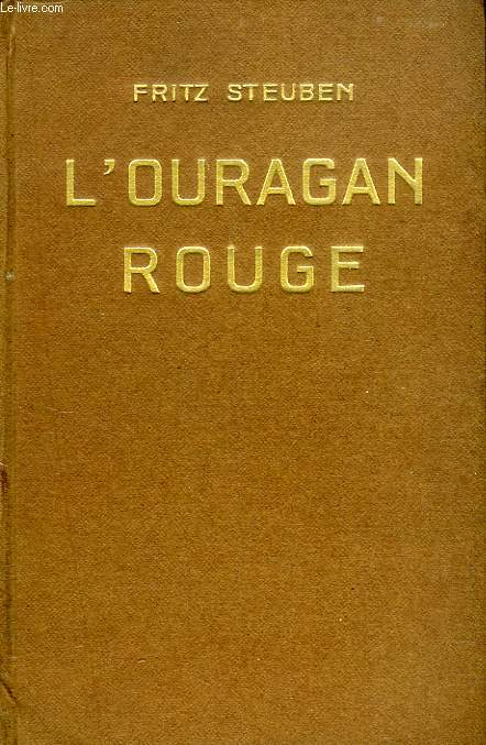 L'OURAGAN ROUGE