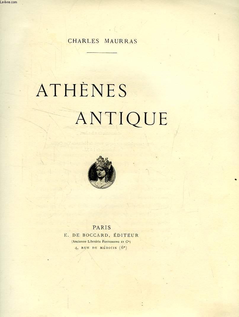 ATHENES ANTIQUE