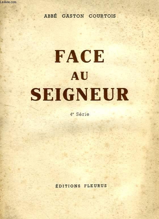 FACE AU SEIGNEUR, RECOLLECTIONS SACERDOTALES