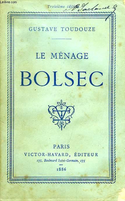 LE MENAGE BOLSEC