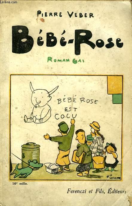 BEBE-ROSE, ROMAN-GAI
