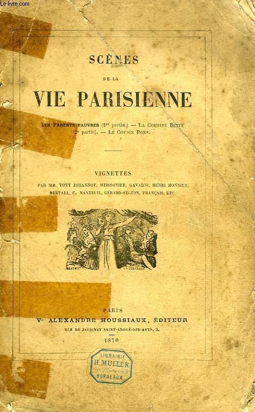 SCENES DE LA VIE PARISIENNE