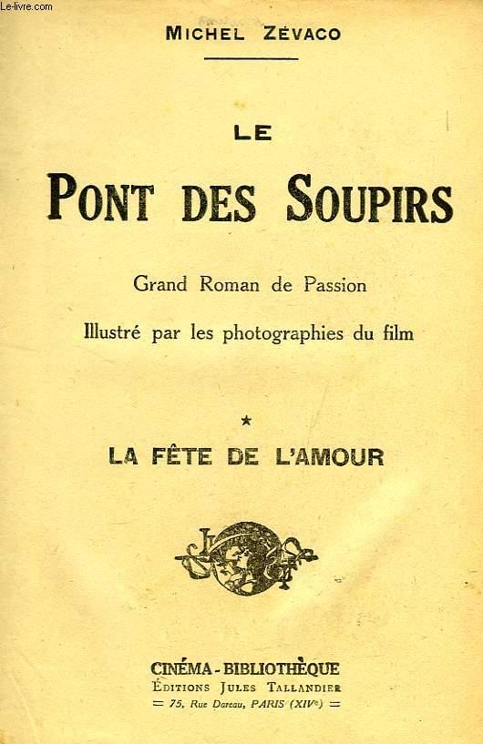 LE PONT DES SOUPIRS