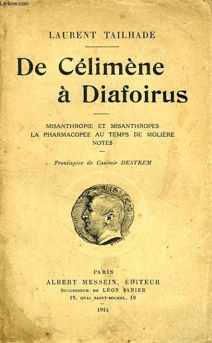 DE CELIMENE A DIAFOIRUS
