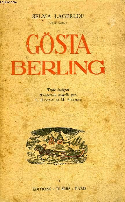 GOSTA BERLING