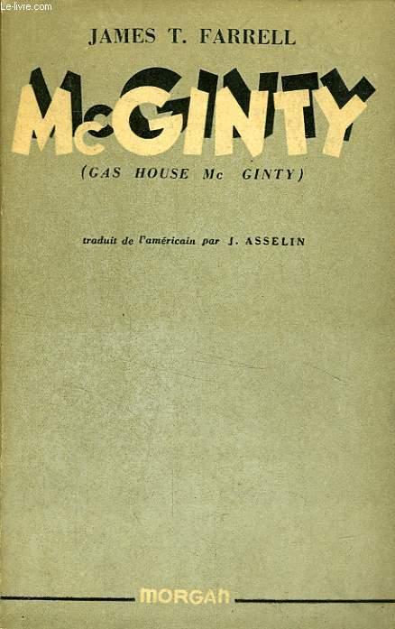 MC GINTY