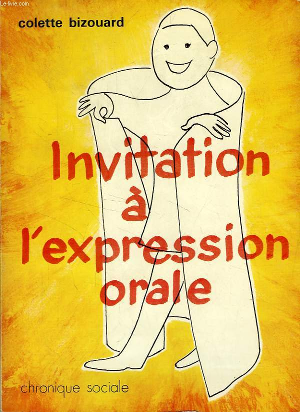 INVITATION A L'EXPRESSION ORALE