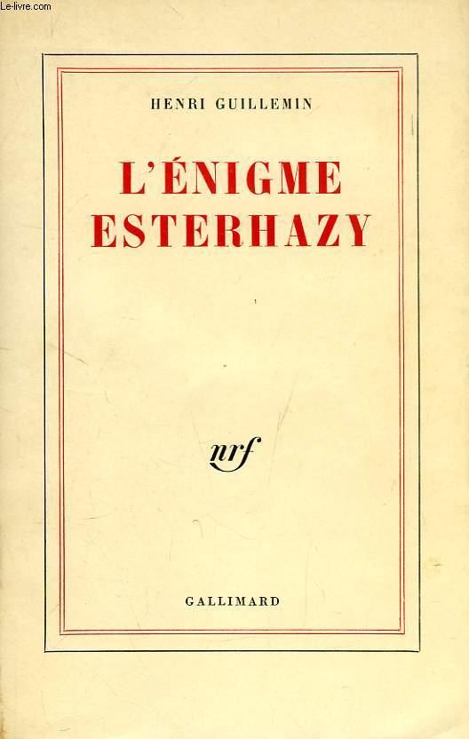 L'ENIGME ESTERHAZY