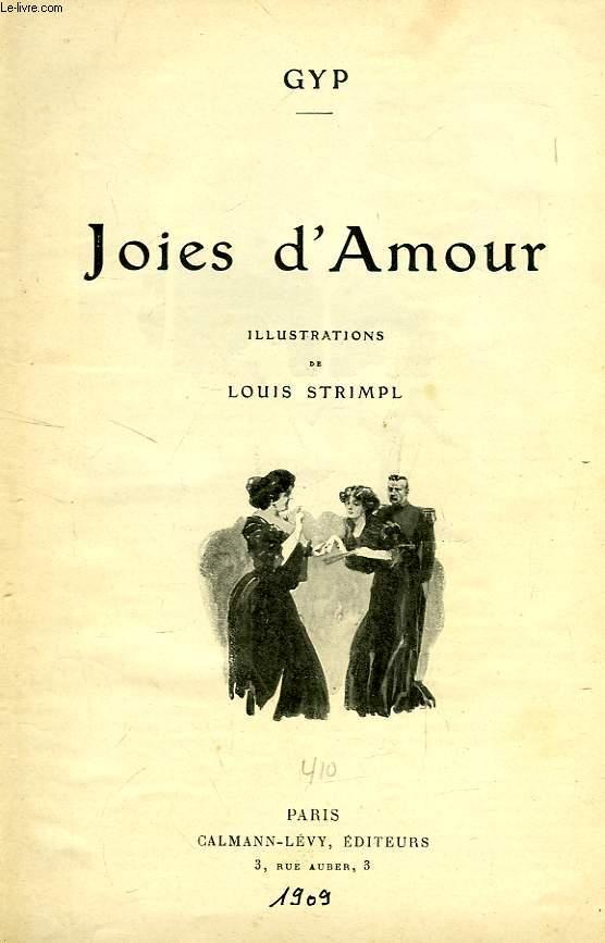 JOIES D'AMOUR / LE FRIQUET