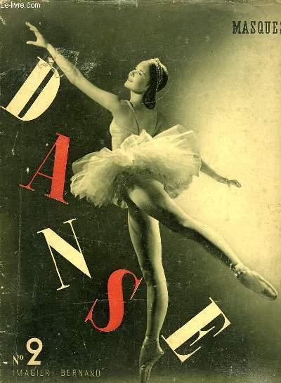 MASQUES, N° 2, LA DANSE, THE DANCE