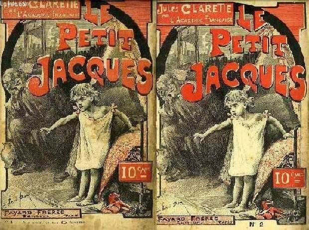 LE PETIT JACQUES, EN 12 FASCICULES (COMPLET)