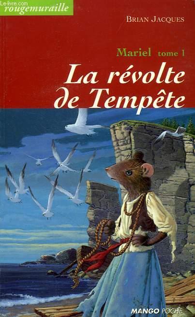 MARIEL, TOME 1, LA REVOLTE DE TEMPETE