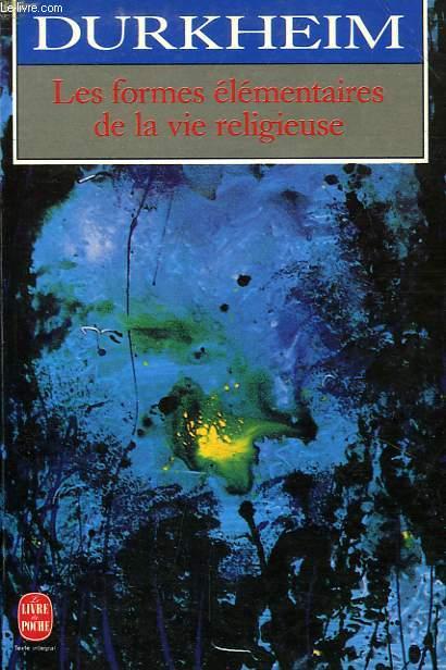 LES FORMES ELEMENTAIRES DE LA VIE RELIGIEUSE, LE SYSTEME TOTEMIQUE EN ASUTRALIE