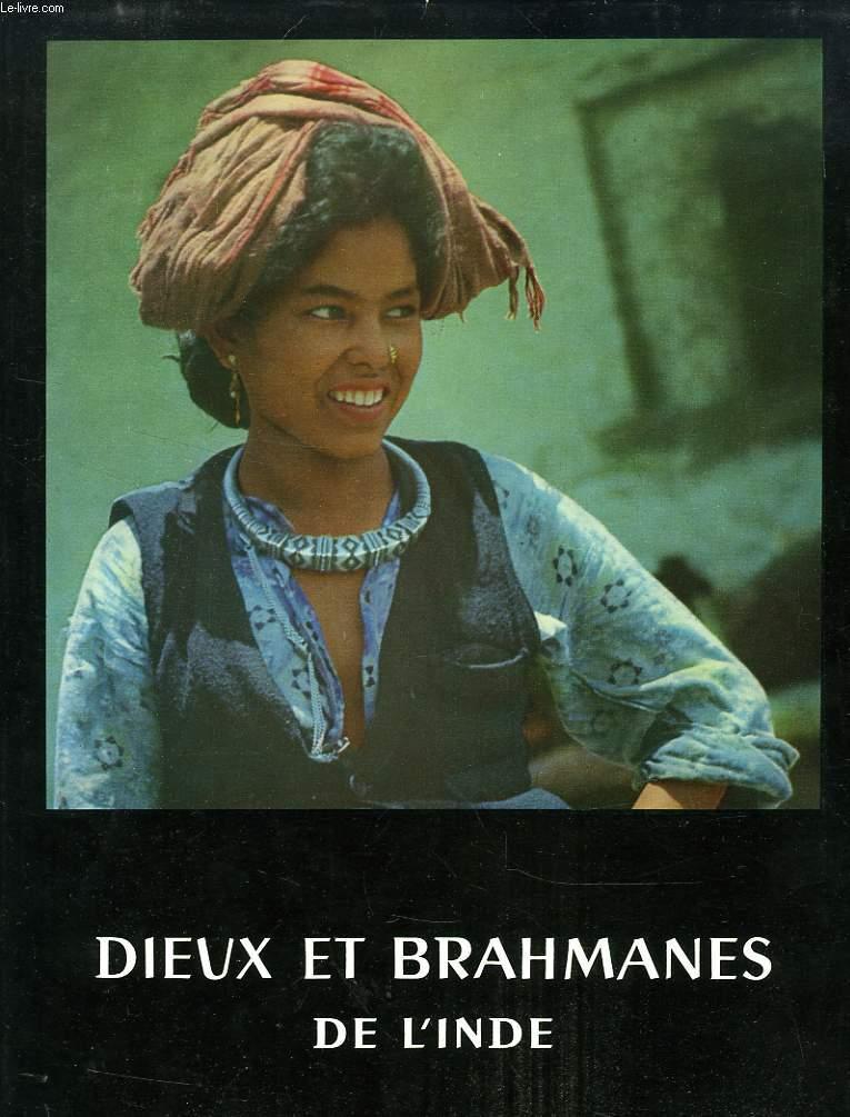 DIEUX ET BRAHMANES DE L'INDE