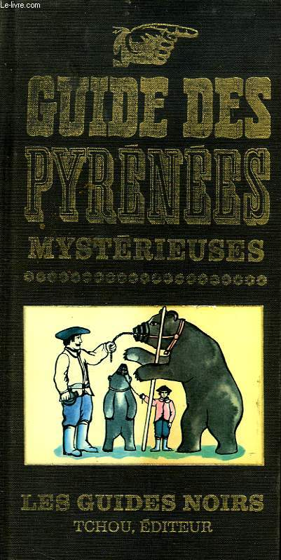 GUIDE DES PYRENEES MYSTERIEUSES
