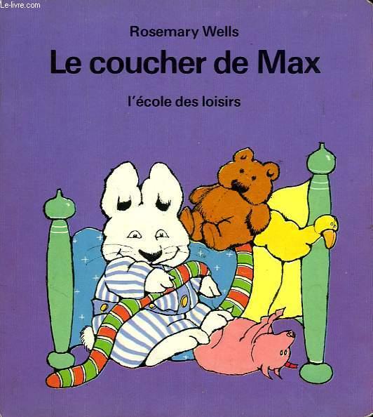 LE COUCHER DE MAX