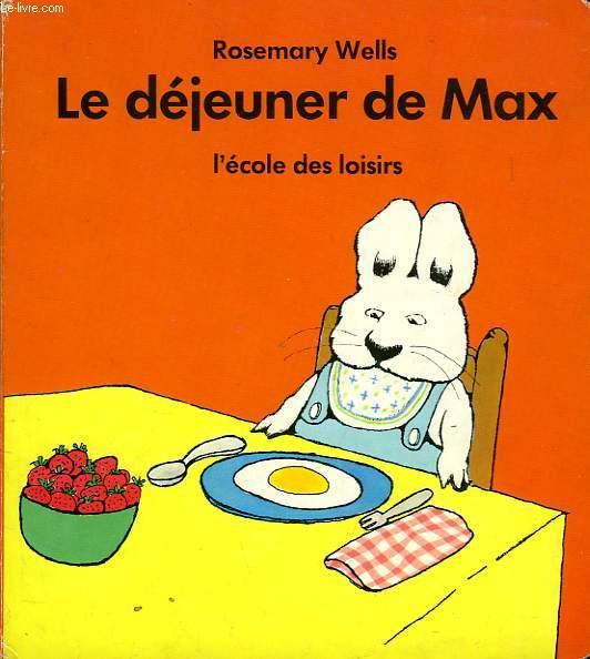 LE DEJEUNER DE MAX