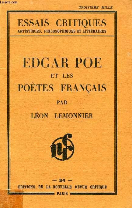 EDGAR POE ET LES POETES FRANCAIS