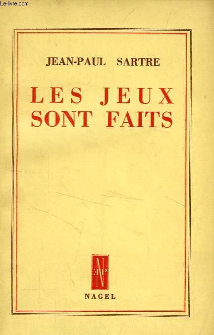 LES JEUX SONT FAITS