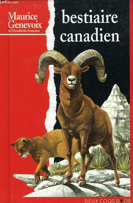 BESTIAIRE CANADIEN