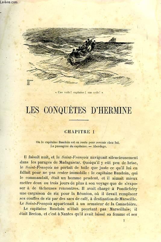 LES CONQUETES D'HERMINE