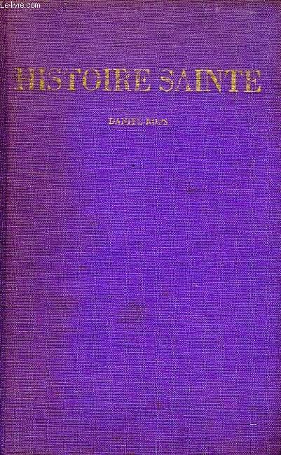 HISTOIRE SAINTE, LE PEUPLE DE LA BIBLE
