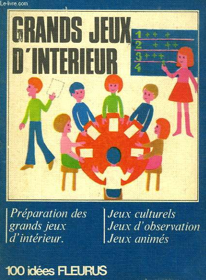 GRANDS JEUX D'INTERIEUR