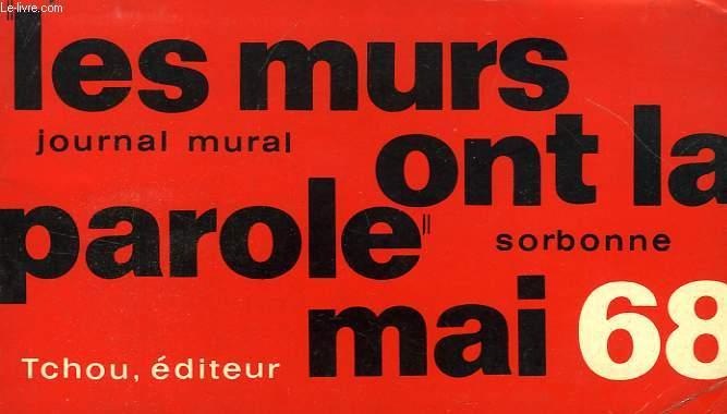 JOURNAL MURAL, MAI 68