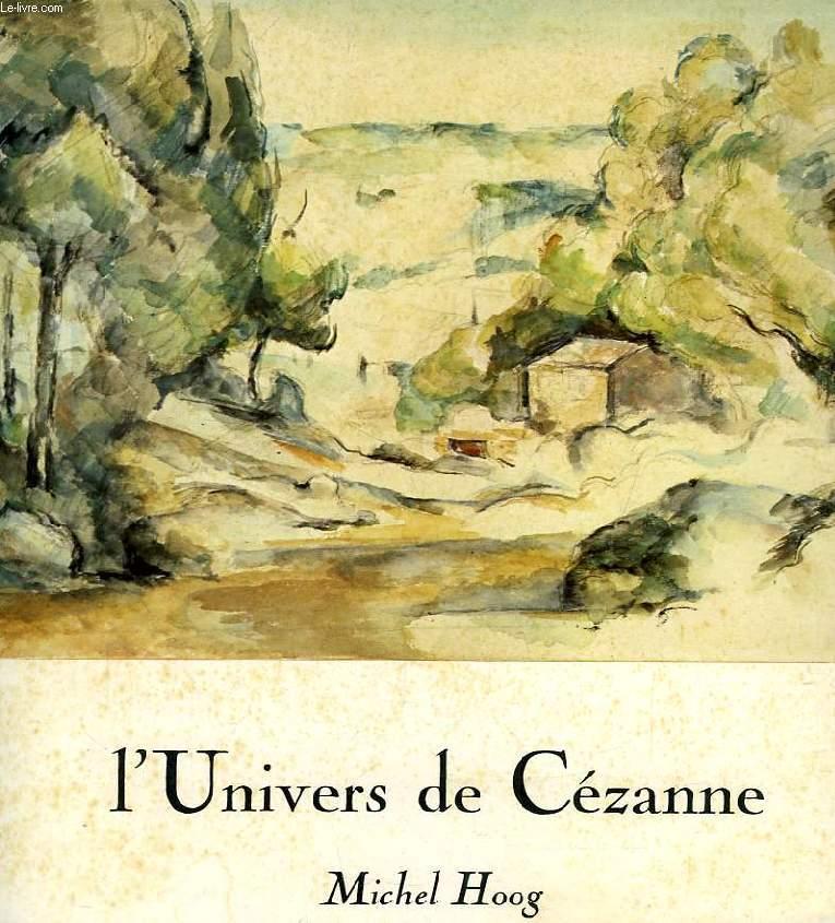 L'UNIVERS DE CEZANNE