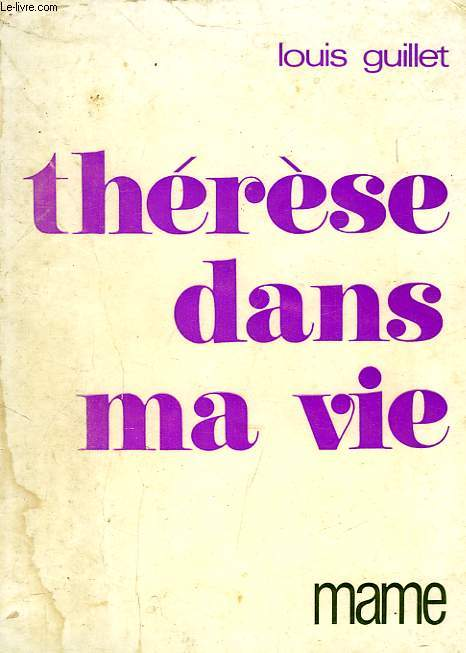 THERESE DANS MA VIE